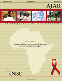 Funding of community-based interventions for HIV prevention