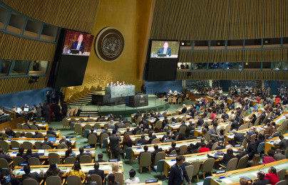 UN political declaration on HIV and AIDS: where to begin?